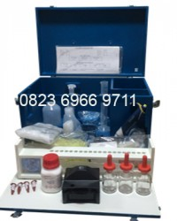 COLINESTERASE TEST KIT COLIN-100 || PENGUKUR COLINESTERASE | CHOLINESTERASE TEST KIT