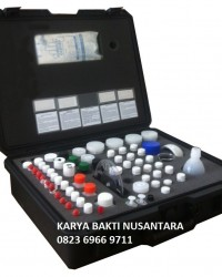 ALAT UJI MONITORING KUALITAS MAKANAN || FOOD SECURITY KIT SAFE 01