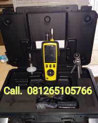 JUAL|| PORTABLE PARTICLE COUNTER | ALAT UJI DEBU || PC-220 || ALAT MONITORING LINGKUNGAN
