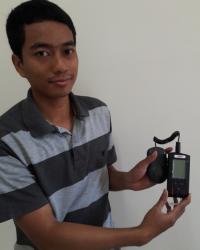 Portable Digital Lux Meter LX-200