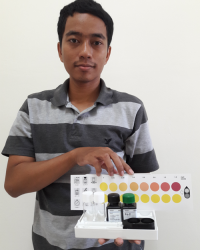 REAGENT FORMALIN TEST KIT