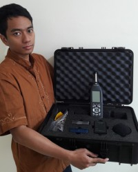 SOUND LEVEL METER TYPE 1 (CALIBRATOR + PORTABLE PRINTER)