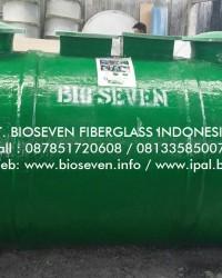 Biofilter Tank STP Ramah Lingkungan Harga Murah, Bioseven Septictank