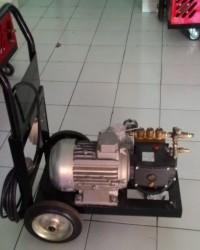 Pompa Hydrotest Kekuatan 200 bar - Mesin Tekanan Piston