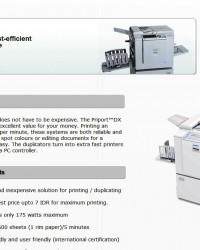 Gestetner Copyprinter