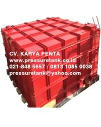 Tangki Air Panel Fiberglass Kotak call. 0813 1085 0038 CV. KARYA PENTA