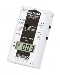 ELECTROMAGNETIC FIELD METER || EMF METER ME3851A || JUAL EMF METER
