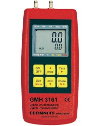 PORTABLE DIGITAL MANOMETER || DIGITAL MANOMETER GMH 3161-07
