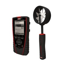 THERMO-ANEMOMETER || PORTABLE ANEMOMETER