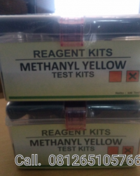 METHANYL YELLOW TEST KITS || REAGENT KITS || READY STOCK