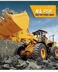 Wheel Loader heli 958