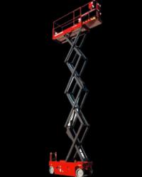 Scissor Lift XDW Series | service forklift | service forklift | pusat wheelloader | forklift cikaran