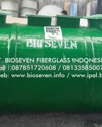 BIOSEVEN Biofilter Tank, Septic Tank Bio Hemat Listrik & Murah