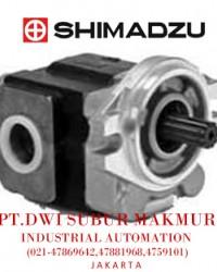 SHIMADZU Gear pump SGP 400