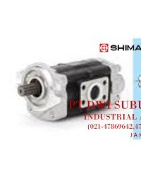 SHIMADZU HYDRAULIC GEAR PUMP DDG SERIES