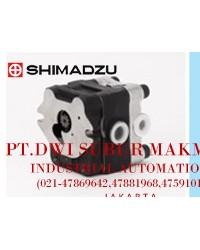 SHIMADZU HYDRAULIC GEAR PUMP DNP 21S