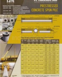Concrete Spun Pile