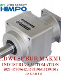 SHIMPO ABLE REDUCER VRXF SERIES