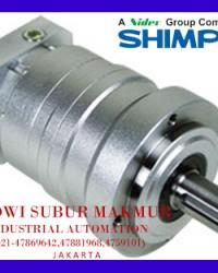 SHIMPO VRL 120 Frame Reducer gearbox