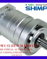 SHIMPO VRL 155 Frame Gearbox