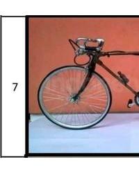Miniatur Sepeda Balap