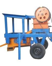 Stone Crusher Mobile