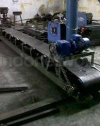 Conveyor Mesin Paving dan Pemecah Batu