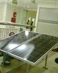 Solar Cell Made In Indonesia Sertifikat SNI BPPT