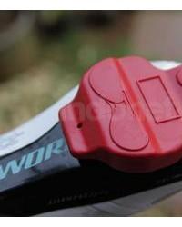 RUKLEET, Rubber Cleat Cover ( Penutup Klit Sepatu Sepeda Dari Karet)