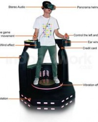 VR Battle Interaktif