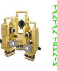 DIGITAL THEODOLITE TOPCON DT-209 HUB.WA 082217294199