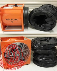 "Blower 16"" High Output Allegro safety"
