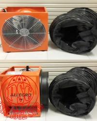 "Blower 20"" High Output Allegro Safety"