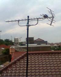 Toko Pasang antena TV kramat jati