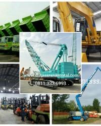 Sewa Crane Harian-Bulanan di Surabaya Sidoarjo