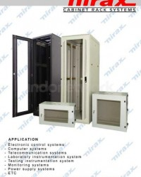 CABINET RACK SYSTEM & ACCESSORIES