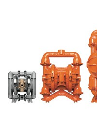WILDEN DIAPHRAGM PUMPS AND GENUINE PARTS - BOGOR, INDONESIA