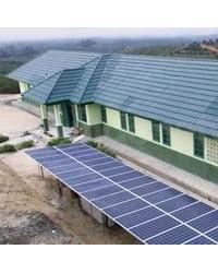 FRESHCO SOLAR POWER SYSTEM (PEMBANGKIT LISTRIK TENAGA SURYA / PLTS)