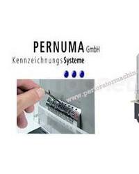 OFFICE T/ D/ Z PERNUMA ELECTRIC PERFORATING MACHINE