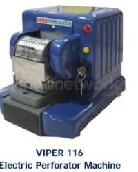 VIPER 116 ELECTRIC PERFORATOR MACHINE