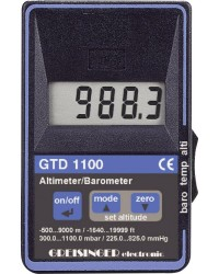 DIGITAL ALTIMETER BAROMETER THERMOMETER,