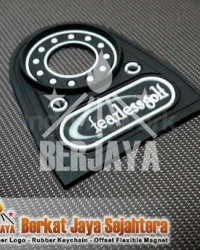 Label Magnet Sarung Tangan Golf
