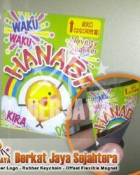Cetak Magnet Kulkas Full Colour