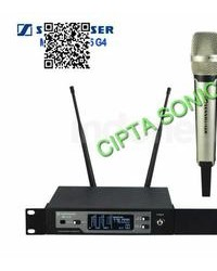 Microphone Mic Wireless Sennheiser EW 135 G4 (Hand Mic)