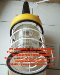 Lampu Working Lamp Explosion Proof Warom BSX-60 Series Incandescent Hand Lamps Jakarta