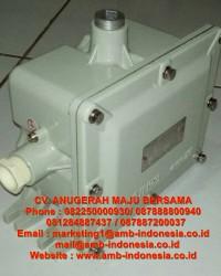 Box Ballast Explosion Proof Alluminium Alloy HRLM / EEW Type BDH - BJX