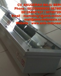 Lampu TL Ex Proof Reces Mounting HRLM BHY Flourescent