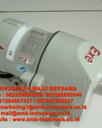 Plug And Socket Explosion Proof Receptacle 16A, 32A HRLM  AC16x - 32x Receptacle Jakarta