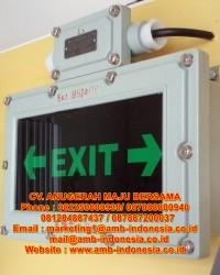 Lampu Emergency Ex Proof Qinsun BZD - BJD LED Emergency And Signal Lighting