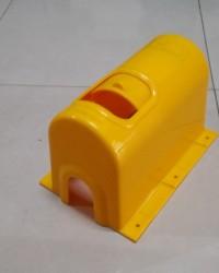 Box meter air kuning